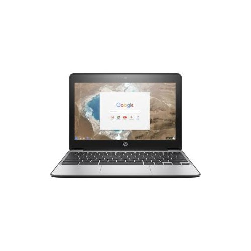 "HP G5 11.6"" Chromebook (Intel Celeron N3060/32GB eMMC/4GB RAM/Chrome OS) - X9U03UT#ABA"