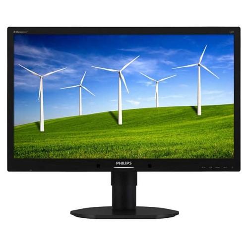 "Philips 22"" 1680 x 1050 60 Hz 5 ms GTG W-LED Monitor - (220B4LPCB/27)"