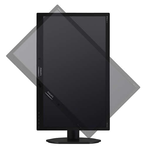 "Philips 23"" FHD 60 Hz 7 ms GTG W-LED Monitor - (231P4QUPEB/27)"