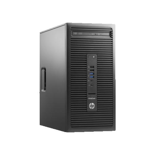HP EliteDesk 705 G3 Microtower PC (AMD PRO A10-9700/1TB HDD/8GB RAM/AMD Radeon R7 Graphics/Windows 10) - English-(W5Y67UT#ABA)