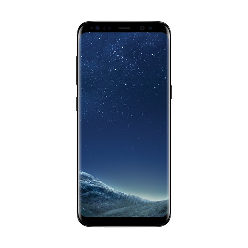 Rogers Samsung Galaxy S8 Smartphone - Black - 2 Year Agreement