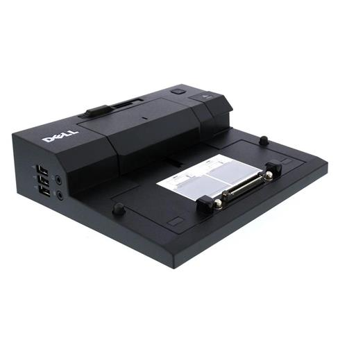 Dell E-Port Replicator Docking Station With AC Power Adapter - Refurbished