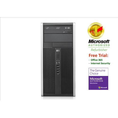 HP Pro 6300 MT, Intel i5-3470-3.2 Ghz, 8GB Ram,1TB Hard Drive, DVDRW, Windows 10 Home, Refurbished , 1 Year warranty