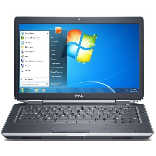 "Dell Latitude E6430 Laptop 3rd Gen Intel Core i5 3320M 2.60GHz 8GB RAM 320GB HDD 14.0"" LED DVDRW 7PRO Refurbished"