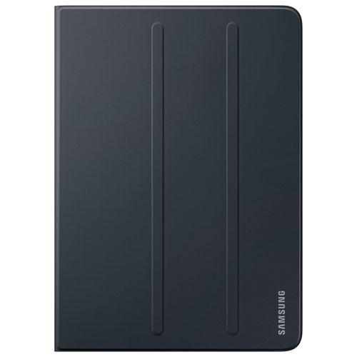 Samsung Galaxy Tab S3 Book Cover Case - Black