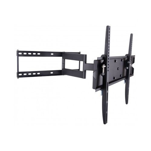Techly Full Motion Wall Mount for 23-55in TVs