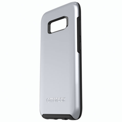 OtterBox Symmetry Fitted Hard Shell Case for Samsung Galaxy S8 - Titanium