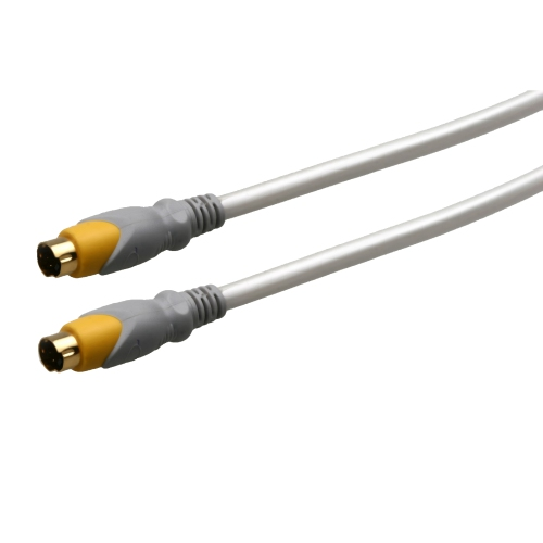 Electronic Master 12 ft. SVHS Video Cable