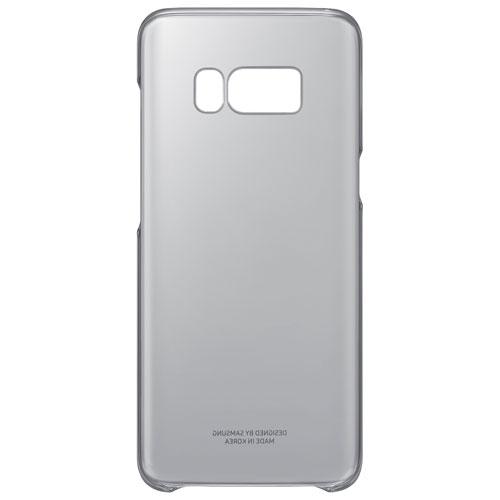 Étui souple ajusté pour Galaxy S8 de Samsung - Noir