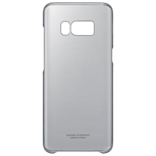 Étui souple ajusté pour Galaxy S8 Plus de Samsung - Noir