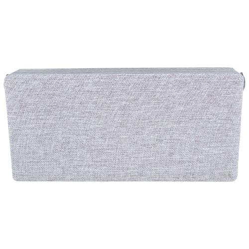 Sharper Image Bluetooth Wireless Fabric Speaker - Black