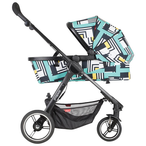 Phil Teds Mod Buggy Stroller Abstract