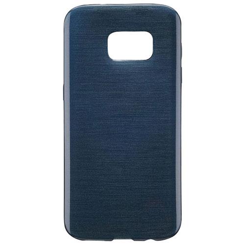 Étui souple ajusté Brushed Gel Skin de Blu Element pour Galaxy S8 - Bleu