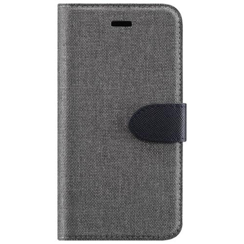Étui folio 2-en-1 de Blu Element pour Galaxy S8 de Samsung - Gris-bleu