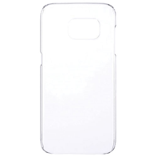 Blu Element Shield Fitted Soft Shell Case for Galaxy S8+ - Clear
