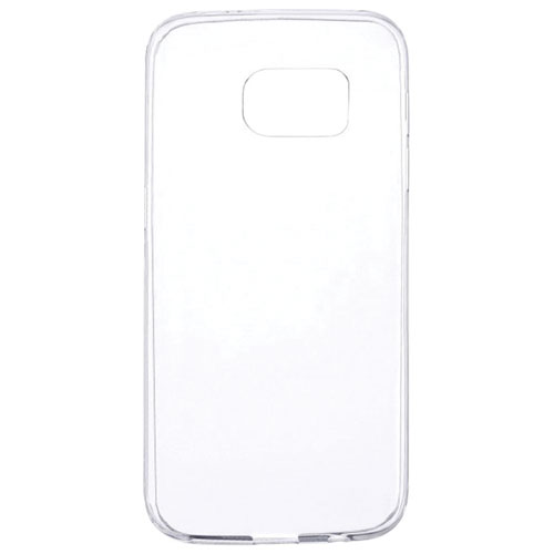 Blu Element Gel Skin Fitted Soft Shell Case for Galaxy S8+ - Clear