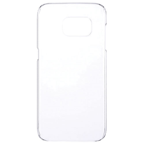 Blu Element Shield Fitted Soft Shell Case for Galaxy S8 - Clear
