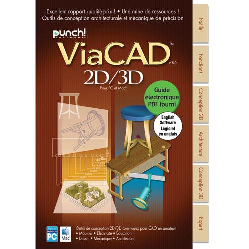 Punch 3d Home Design Review: Viacad 2D/3D 10.0.0 Get For Mac Work Version Torrent Index
