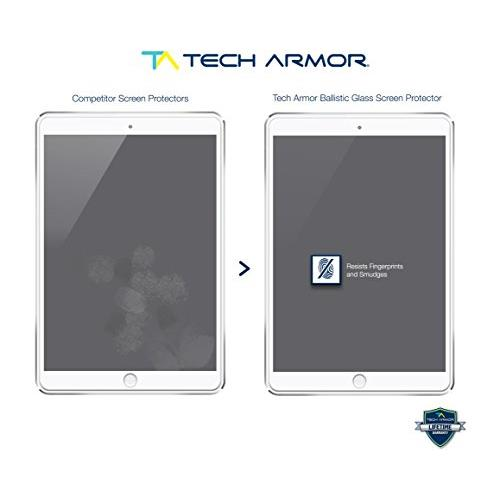 "iPad Pro (9.7"") Glass Screen Protector, Tech Armor Premium Ballistic Glass Apple iPad Pro 9.7-inch Screen Protectors [1]"