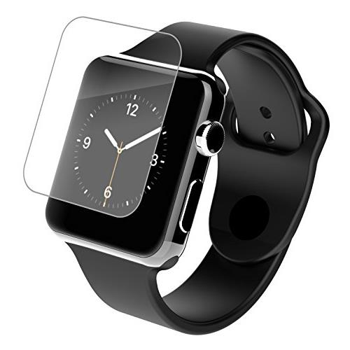 ZAGG Invisible Shield HD Screen Protection-HD Clarity & Premium Protection for Apple iWatch (38mm), Transparent