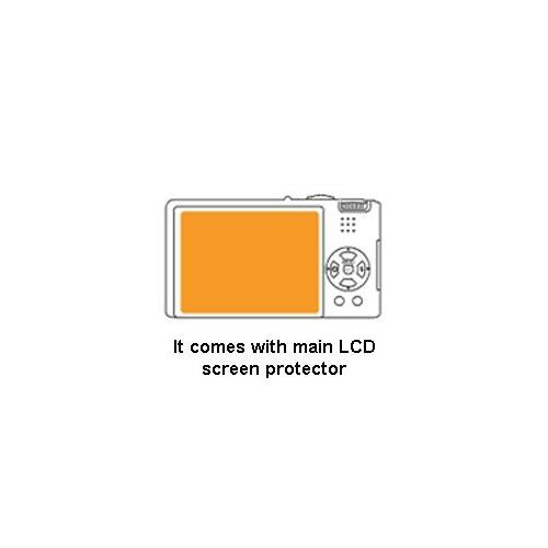 Martin Fields Overlay Plus Screen Protector (Pentax 645D) - Includes Top LCD Protector