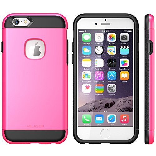iPhone 6s Plus Case, i-Blason Unity [Dual Layer] Apple iPhone 6 Plus Case 5.5 Inch Cover [Ultra Slim] Armored Hybrid TPU Cover