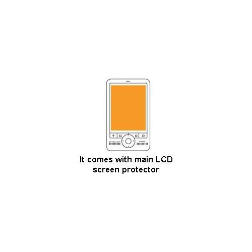 Martin Fields Overlay Plus Screen Protector (Samsung Galaxy Note 4) - Includes Button Protector,Camera Lens Protector