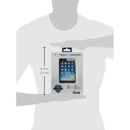 Apple iPad Mini RetinaShield Screen Protector, Tech ArmorPremium Blue Light Filter Apple iPad Mini 1 / 2 / 3 Film Screen Prote