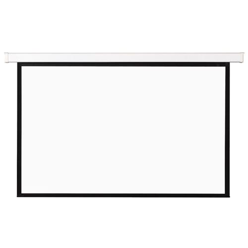 "Elunevision 200"" 16:9 Professional Large Motorized Screens - White"