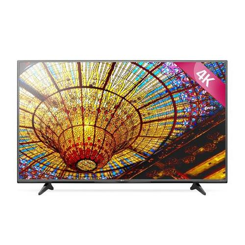 LG 65UF6490 65-Inch 4K UHD LED Smart TV w/ webOS 2.0 - REFURBISHED
