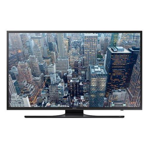 """SAMSUNG 60"""" 6500 Series - 4K Ultra HD Smart LED TV - 2160p, 120MR (Model#: UN60JU650D / UN60JU6500) - REFURBISHED"""