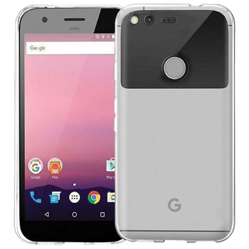 Libratel Ultra Slim Google Pixel XL Gel Skin Case - Clear