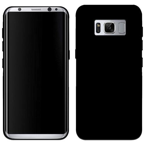 Libratel Ultra Slim Samsung Galaxy S8 Gel Skin Case - Black