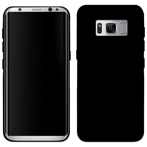 Libratel Ultra Samsung Galaxy S8 Plus Gel Skin Case - Black