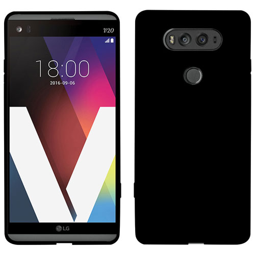 Libratel Ultra Slim LG V20 Gel Skin Case - Black