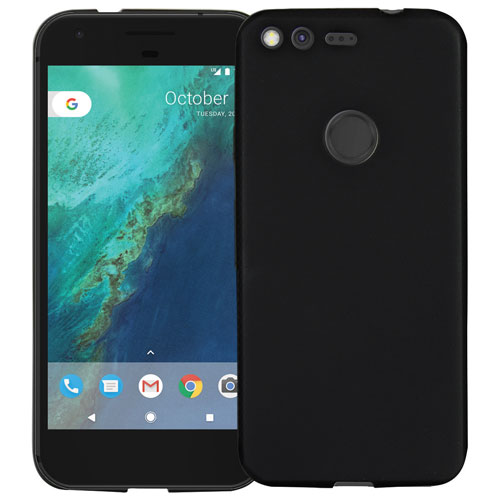 Libratel Ultra Slim Google Pixel XL Gel Skin Case - Black