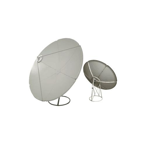 Digiwave 2.4 meter Prime Focus Satellite Dish