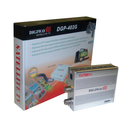 Digiwave HD Satellite Computer External USB Box