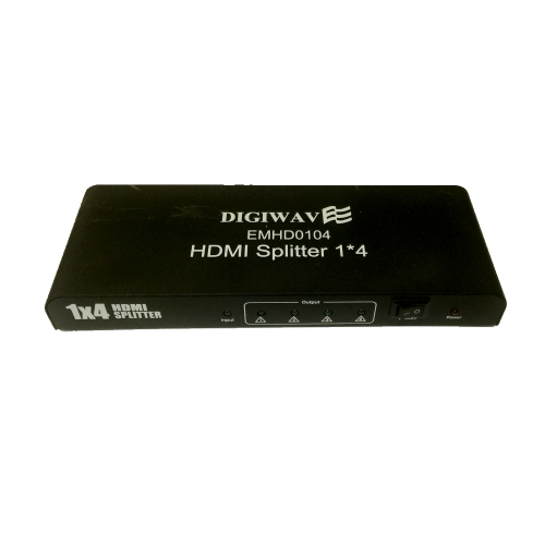 Electronic Master HDMI Splitter