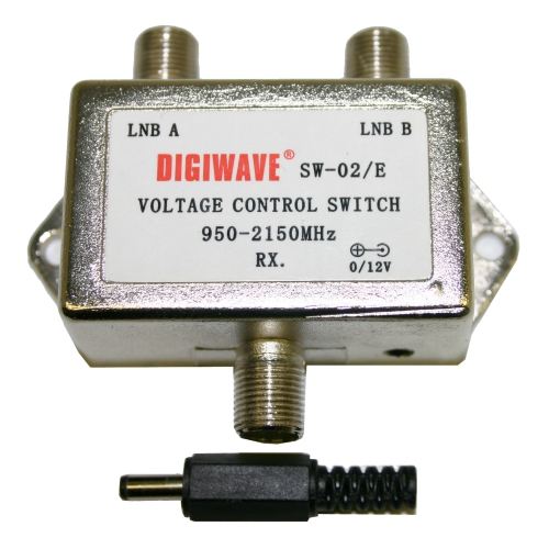 Digiwave 2 IN 1 OUT Voltage Controlled Switch