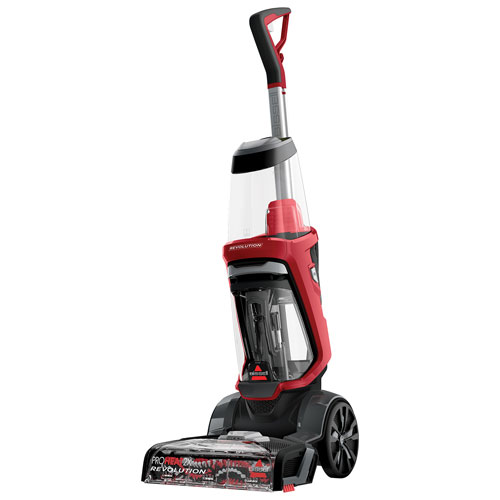 Bissell Proheat 2x Revolution Upright Vacuum Red Berends