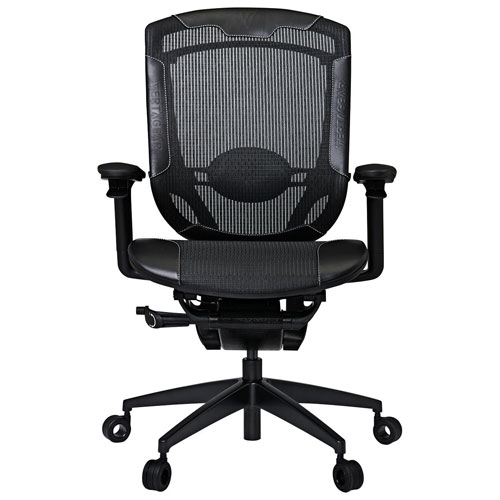 Vertagear Triigger Line 350 Calfskin Leather Gaming Chair - Black