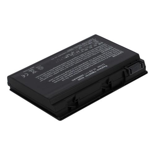 BattDepot: Laptop Battery Replacement for Acer TravelMate 5520 (4400mAh/49Wh) 11.1 Volt Li-ion Laptop Battery