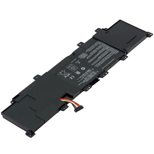 BattDepot: Laptop Battery Replacement for Asus VivoBook S400 (4000mAh/44Wh) 11.1 Volt Li-Polymer Laptop Battery