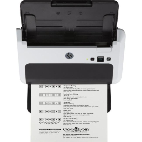 HP SCANJET PRO 3000 S3 (L2753A#BGJ) UP TO 600 DPI USB COLOR SHEET-FEED SCANNER L2753ABGJ