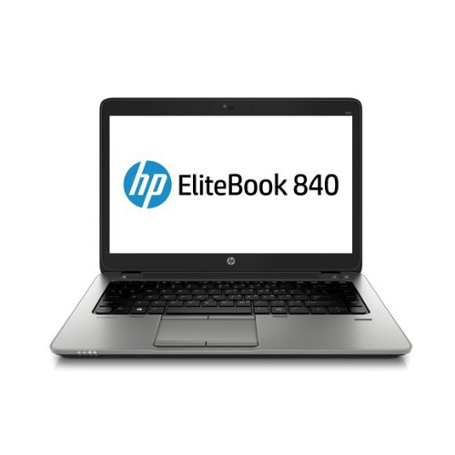 HP ELITEBOOK 840 G1 I5 4200U 1.6 GHz DDR3 4GB 320GB 14.0W NO OPTICAL WIN 10 PRO WEBCAM - refurbished