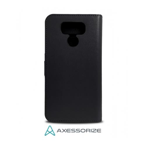 Axessorize Fitted Hard Shell Case for LG G6 - Black