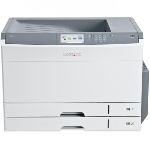Lexmark C925de LED Printer - Color - 600 x 600 dpi Print - Plain Paper Print - Desktop