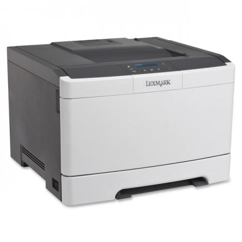 Lexmark CS310DN Laser Printer - Color - 2400 x 600 dpi Print - Plain Paper Print - Desktop