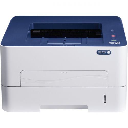 Xerox Phaser 3260DNI Laser Printer - Monochrome - 4800 x 600 dpi Print - Plain Paper Print - Desktop
